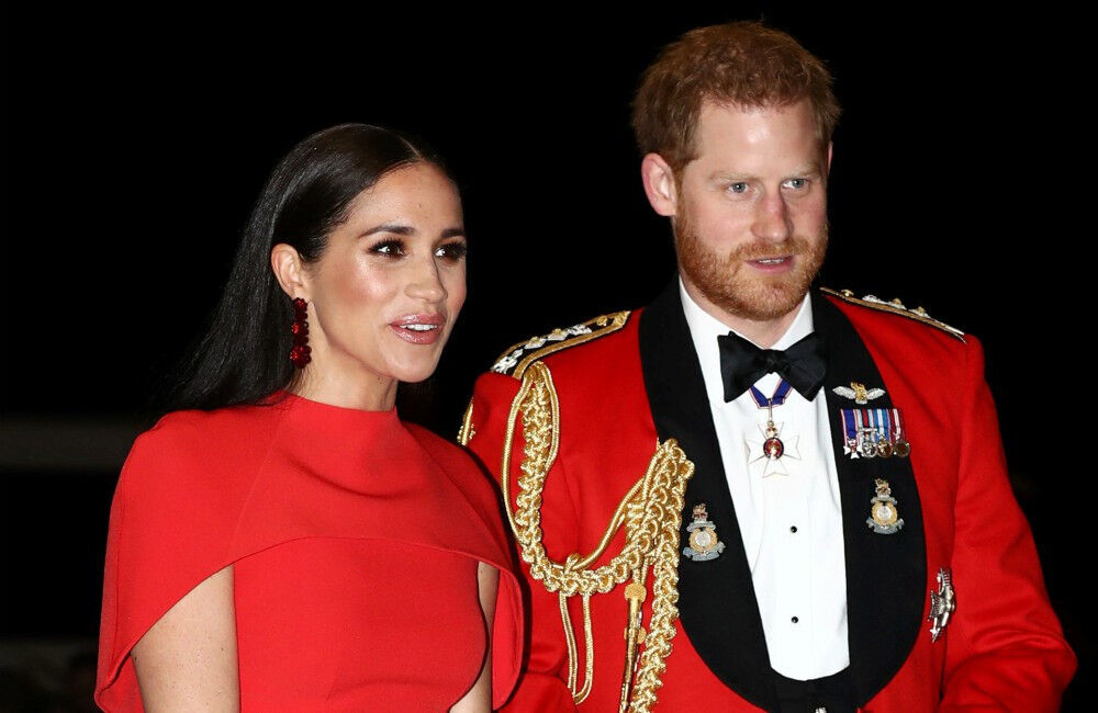 Prince Harry And Duchess Meghan Sign Four Book Deal With Penguin Random House