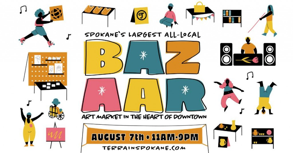 Celebrate local art and buy handcrafted goods this weekend at Terrain's Bazaar