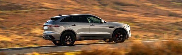 2021 Jaguar F Pace First Drive: British Suv Takes Luxury Leap