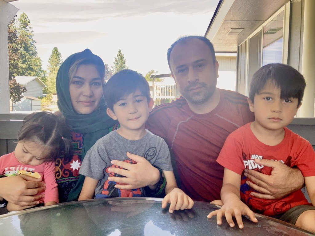 Family Fears For Future Of Afghanistan
