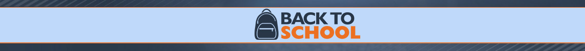 Back To School Banner 1140x100