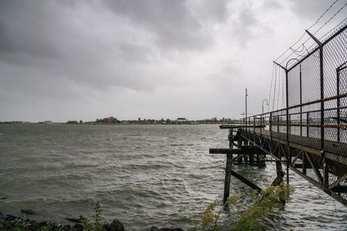 Hurricane Ida Forces Mississippi River To Reverse Flow