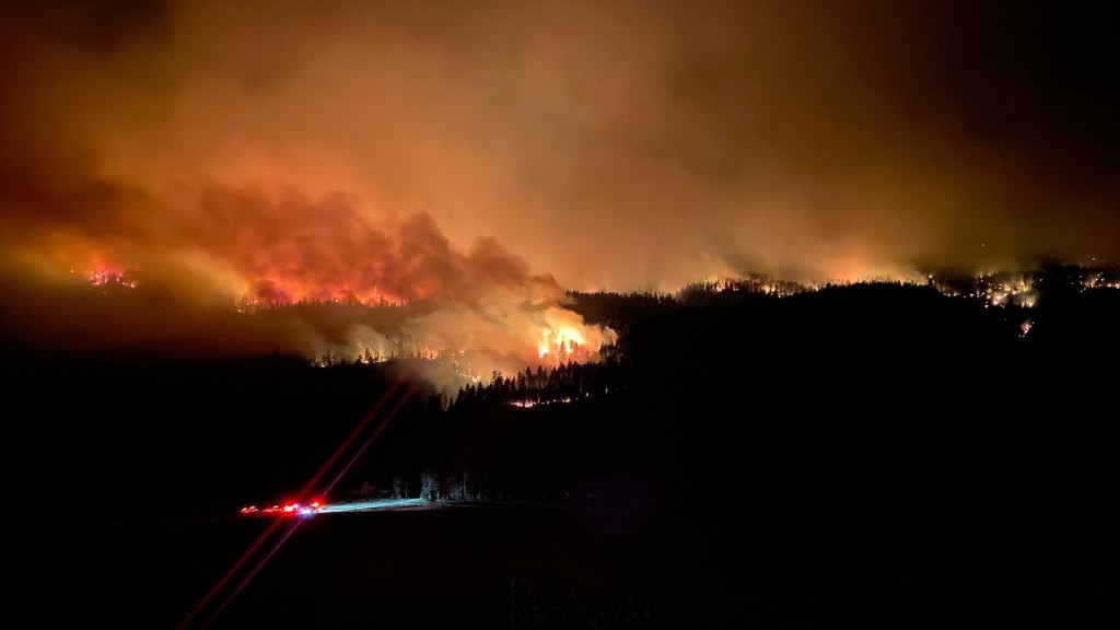 Wildfire For Proposition Results August 2021