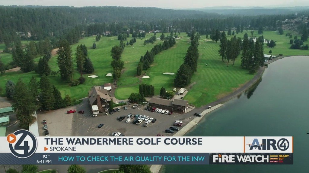 Air 4 Adventure: Wandermere Gold Course