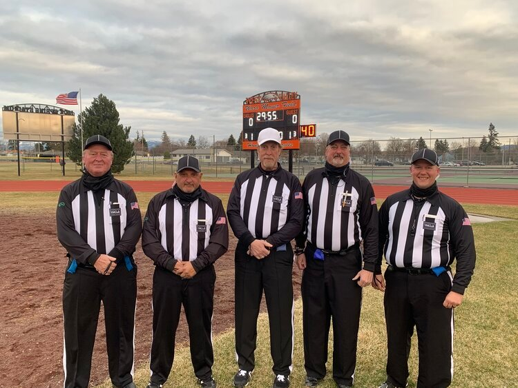 the IEFOA is looking for people to apply to be a football referee