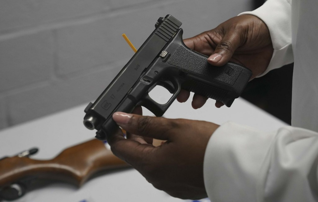 Police Pushback Doesn't Stop Conservative Gun Law Rollback