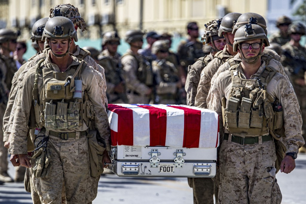 Longest War's Cost: Thousands Of Lives, Trillions Of Dollars