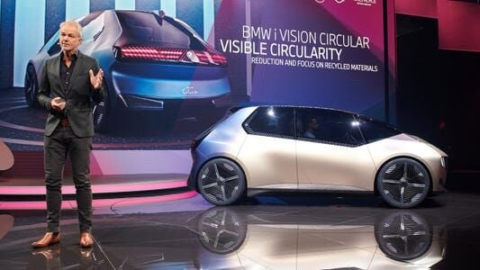 Munich Auto Show: Top 10 Cars Of Iaa Mobility 2021