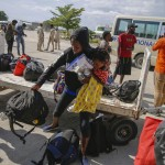 Haitian Deportees Start Over In Country They Don't Recognize