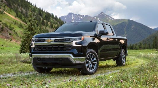 Chevy Updates 2022 Silverado In Bid To Fight Off Competition