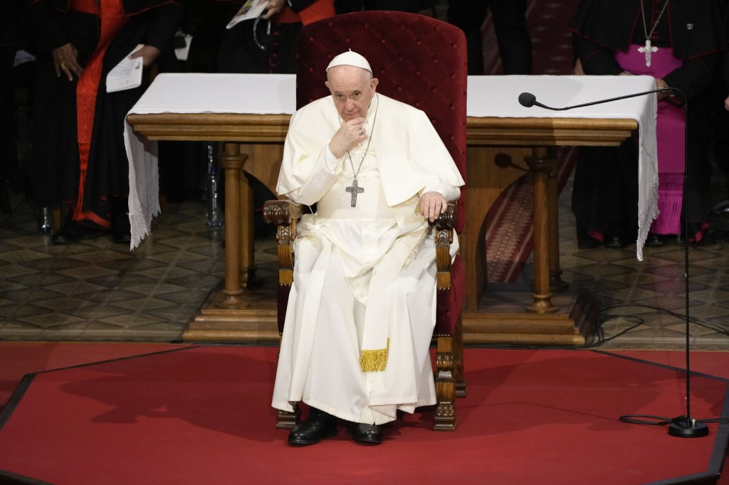 'some Wanted Me Dead:' Pope Acknowledges Right Wing Critics
