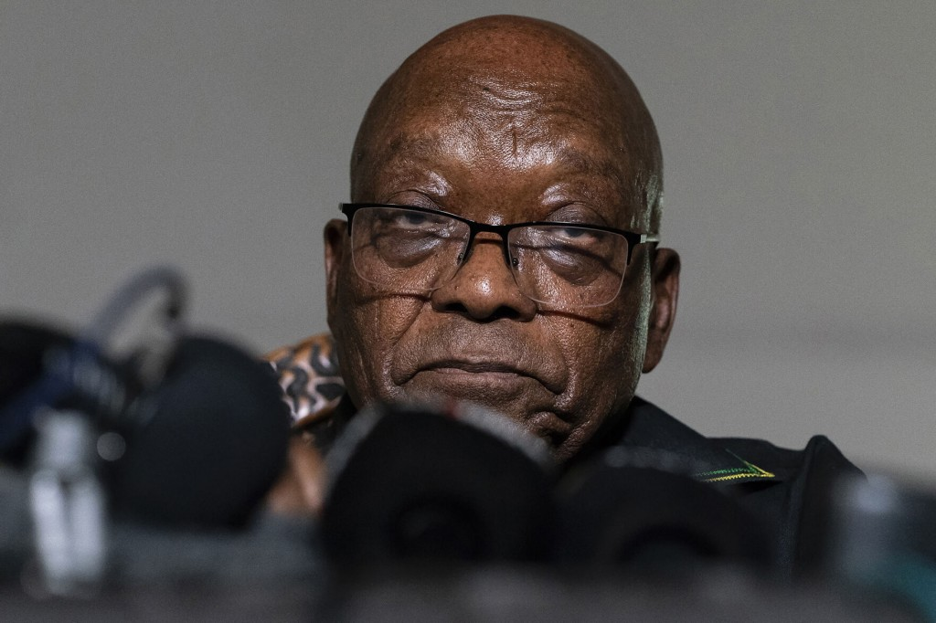 South Africa: Top Court Upholds Ex President's Jail Sentence