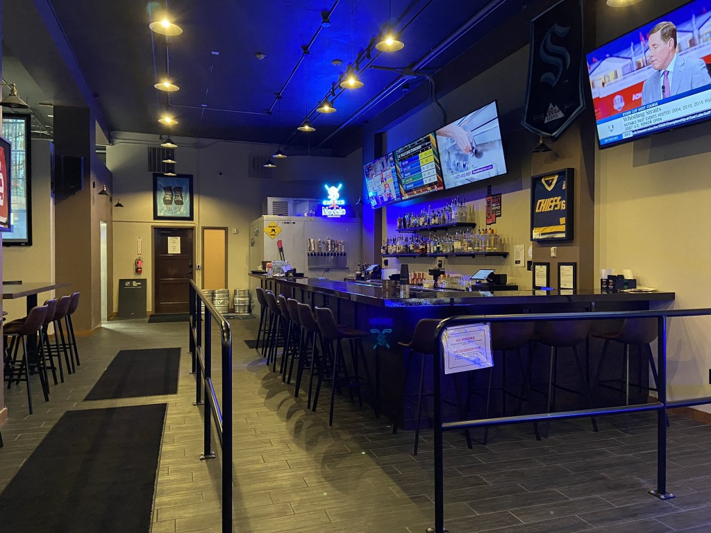 Lord Stanley's opens just in time for hockey fans in Spokane