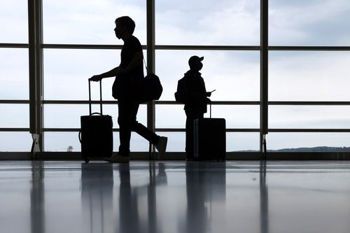 Us To Ease Travel Restrictions On Fully Vaccinated Foreign Visitors