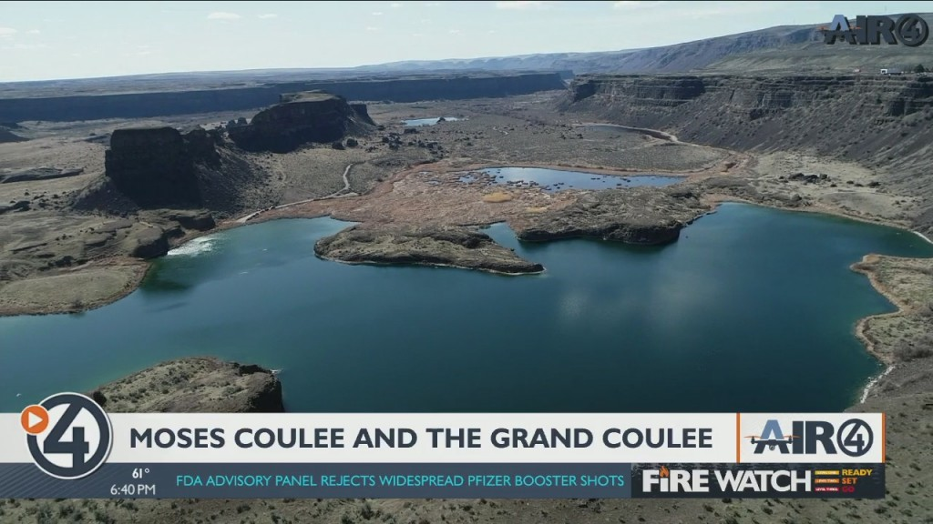 Air 4 Adventure: Moses Coulee And Grand Coulee