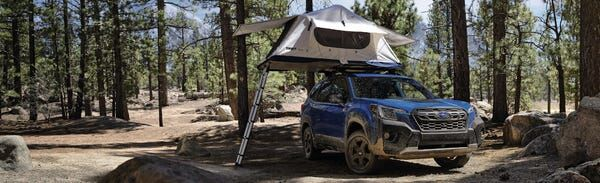 10 Cool Features Of The New 2022 Subaru Forester Wilderness