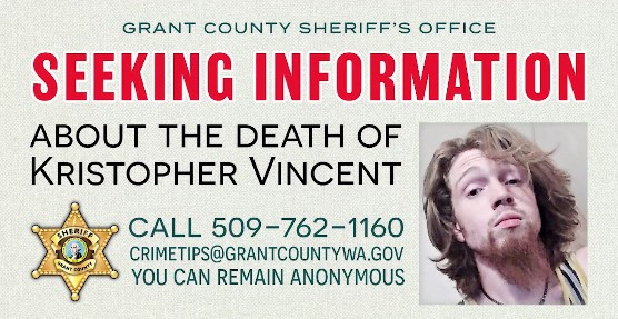 Grant County Detectives Seek 3 Vehicles For Deadly Shooting Investigation