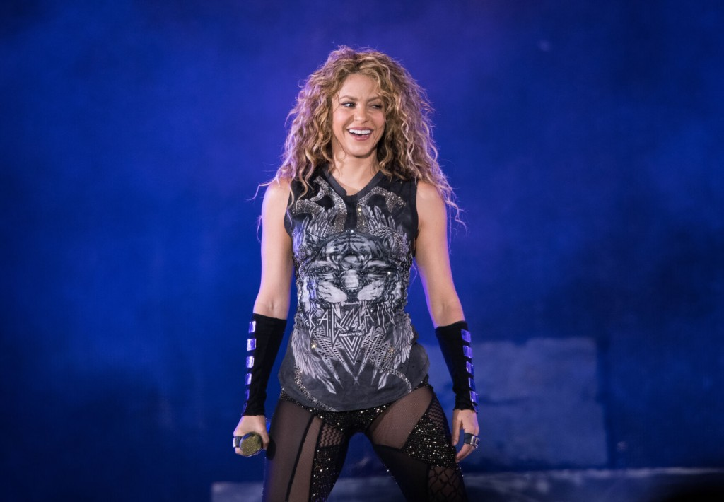 Shakira Says She Was Attacked By Purse Snatching Boars In Spain
