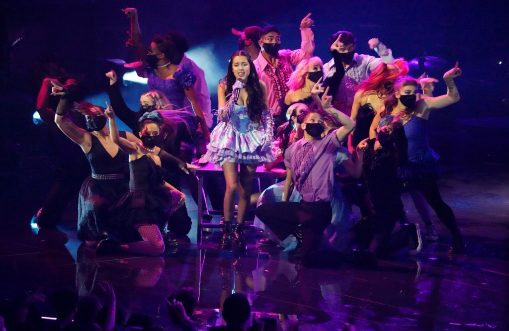 Vmas 2021: The Full List Of Winners And Scenes From The Show