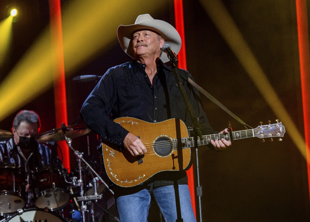 Country Star Alan Jackson Reveals Nerve Condition Affecting His Balance