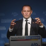 The Latest: Social Democrats Say Ready To Form Coalition