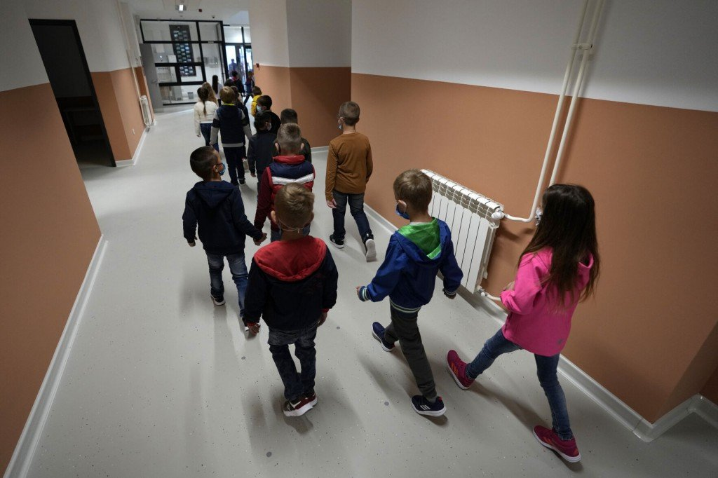 Excitement Meets Worry As European Kids Head Back To School