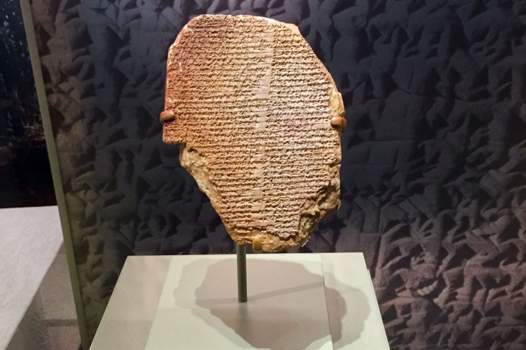3,500 Year Old Clay Tablet Acquired By Hobby Lobby Is Being Returned To Iraq