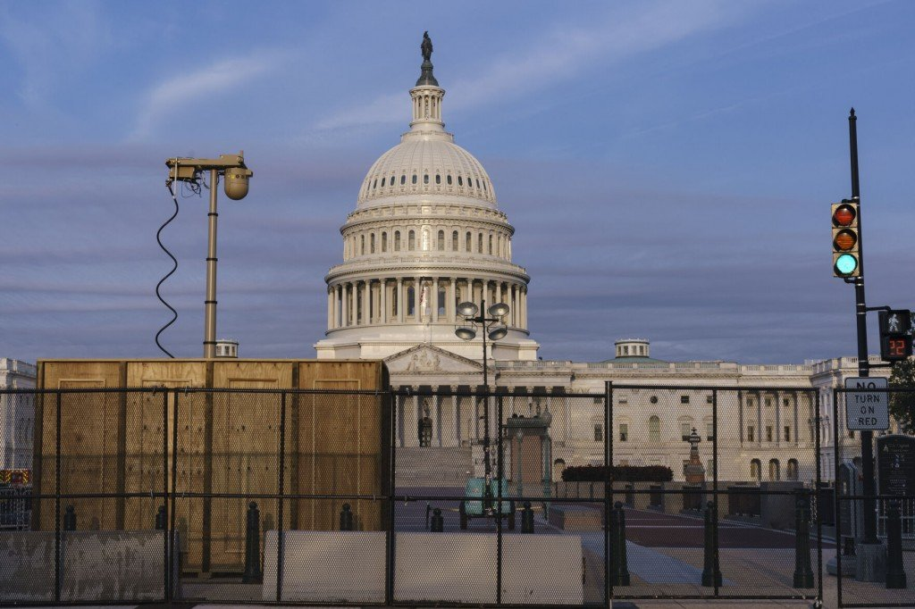 Protest For Jailed Capitol Rioters: Police Ready This Time