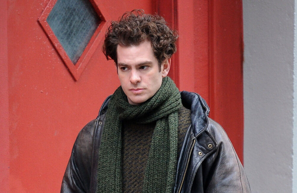 Andrew Garfield Got His 'craving For Spirituality' From His Late Mom