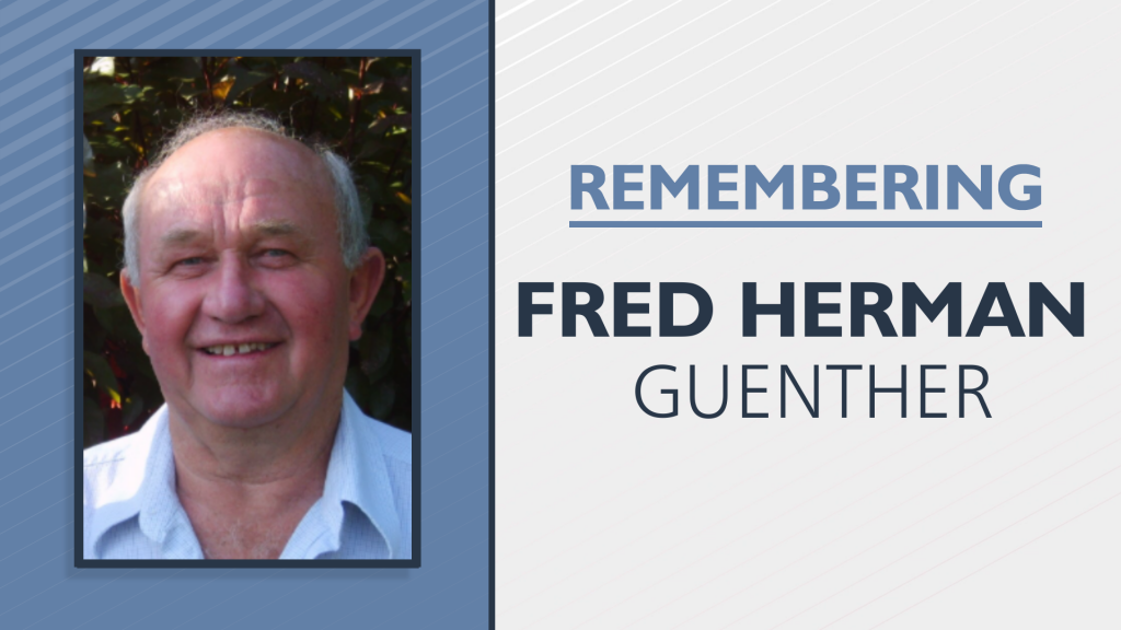 Fred Herman Guenther