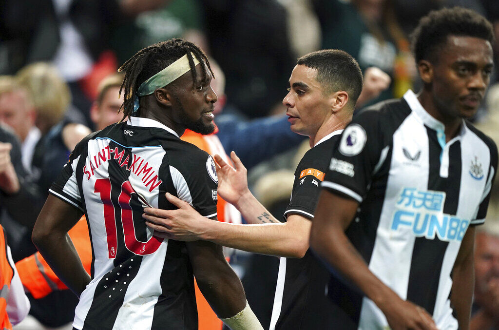 Premier League Club Newcastle Bought By Saudi Sovereign Fund