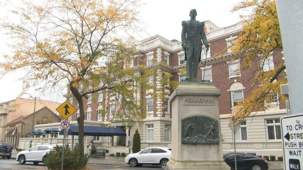 Advisory Council pushes to remove Monaghan Statue