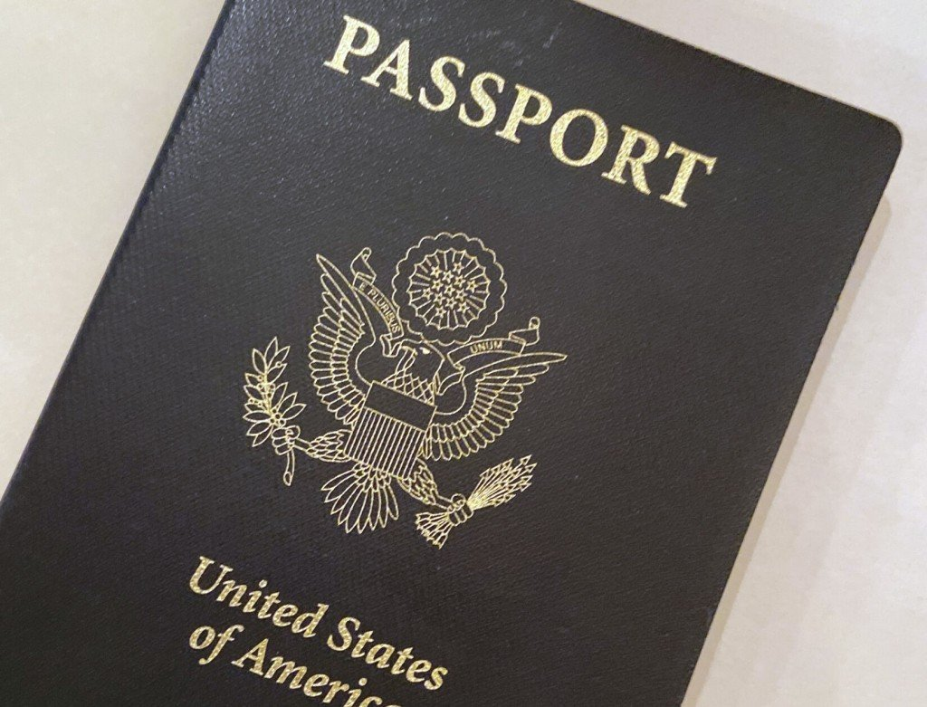 United States Issues Its 1st Passport With 'x' Gender Marker