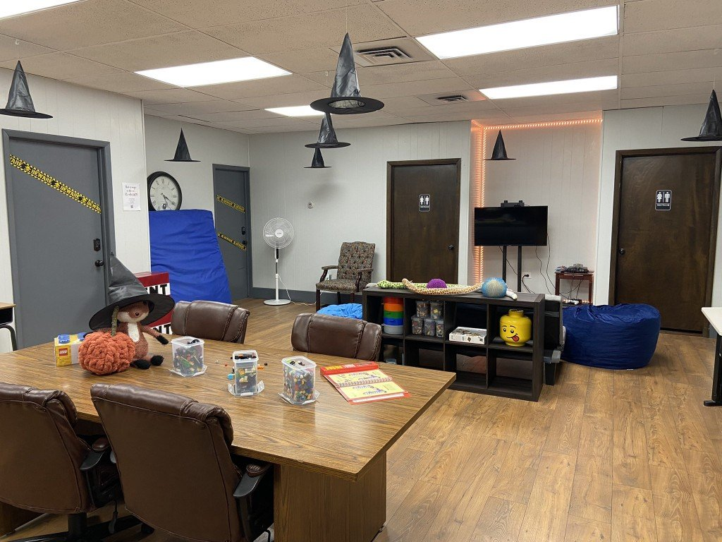 ISAAC'S Clubhouse, a program of The ISAAC Foundation, is designed to be a safe place for children on the autism spectrum to congregate, explore interests, and make connections with others in their community.
