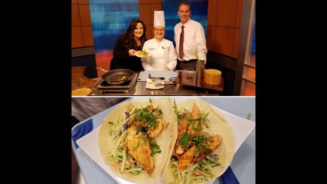 Cooking with N8TM: Fish Tacos
