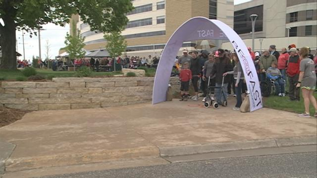 Local race reminds people to act quickly when they see stroke symptoms