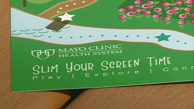 Slim Your Screen Time challenge aims to improve community's mental health