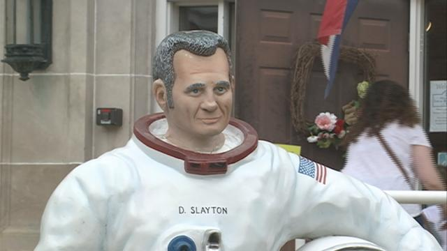 Deke Slayton Museums celebrates 20 years of sharing space history