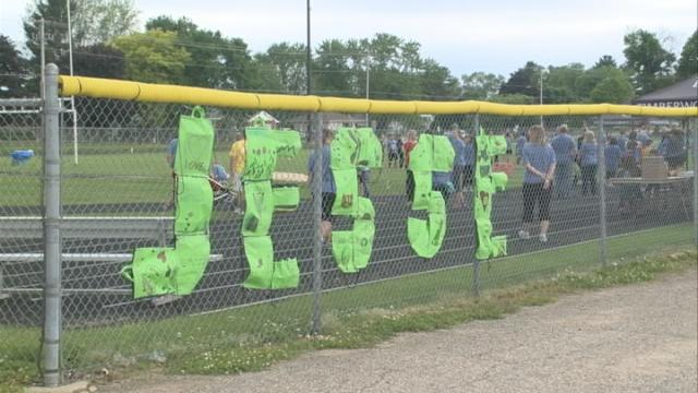 Run/walk honoring Jesse Parker ends, but dream that inspired it lives on