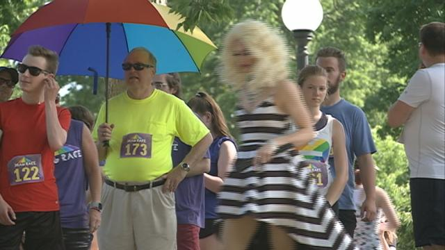 Drag Race Fun Run/Walk celebrates 50 years of LGBTQ activism