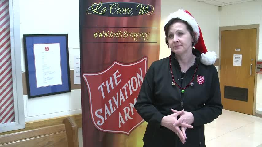 Salvation Army serving up another Christmas Eve Dinner