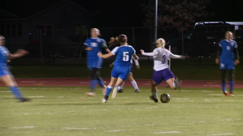Cotter girls soccer falls in section championship