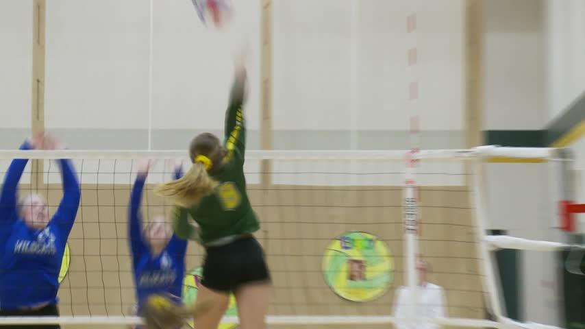 West Salem volleyball goes undefeated in conference for fourth straight year