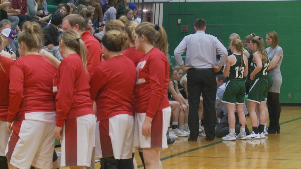 Houston girls beat La Crescent