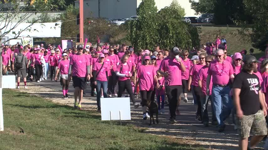 Steppin' Out in Pink celebrates another successful year