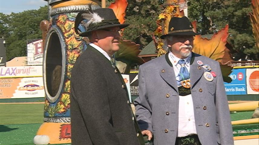 Members of La Crosse community revealed to lead Oktoberfest parades