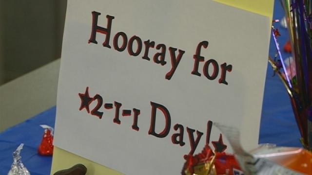 National 2-1-1 Day raises awareness about crisis helpline