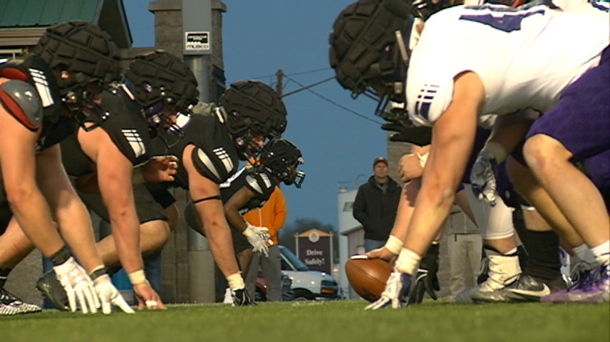 Winona State football concludes spring practice