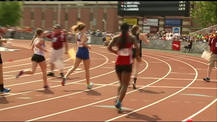 WIAA State Track: Division 2 day one recap