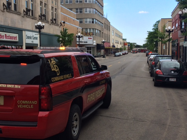 Bomb threat at Exchange building causes evacuation